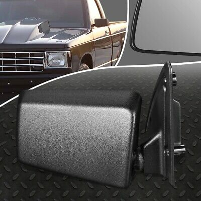 FOR 85-94 CHEVY S10 BLAZER GMC S15 OE STYLE MANUAL RIGHT SIDE VIEW DOOR MIRROR