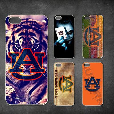 auburn tigers Iphone 7 case 5 6 plus 6 8 7+ 8+ X XS XR XS MAX cover Auburn Tigers Cell Phone Case