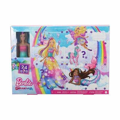Barbie Dreamtopia Advent Calendar Brand New in Box Sealed 2020