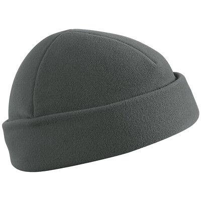 Helikon Military Watch Cap Tactical Docker Hat Commando Work Beanie Shadow Grey