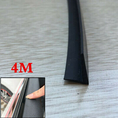 Rubber Seal Strips Edge Sealed Weatherstrip For Car Front Rear Side 4 Windows