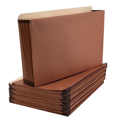 10pk Pendaflex Folders Expandable Pockets File Cabinet Organizer Legal Size