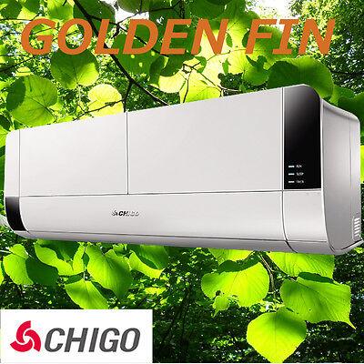 CHIGO Split Klimaanlage Inverter 3,5KW 12000BTU Heizung