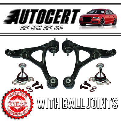 VOLVO XC90 2002-2014 FRONT SUSPENSION CONTROL ARMS WISHBONES L & R - BALLJOINTS