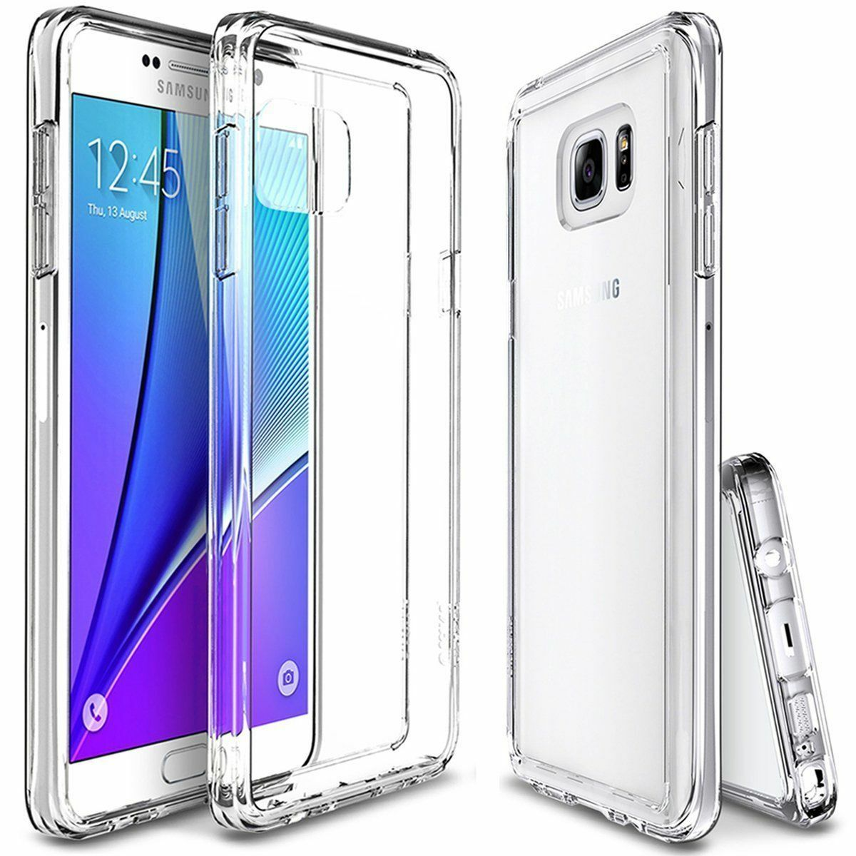 Fits Samsung Galaxy Note 9 8 4 5 S6 S7 S8 S9 Plus Edge Case Clear Tpu Soft Cover -   10 - Fits Samsung Galaxy Note 9 8 4 5 S6 S7 S8 S9 Plus Edge Case Clear Tpu Soft Cover
