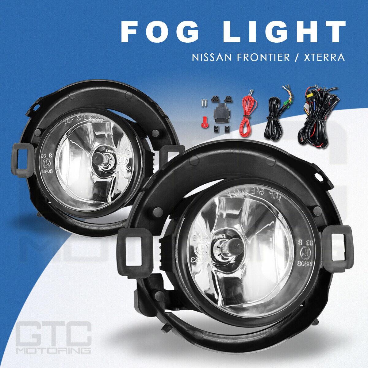 Nissan Xterra Headlight Wiring Harnes