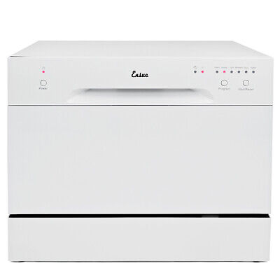 Countertop Dishwasher Drained Portable Compact Energy Star Apartment Dish Washer
