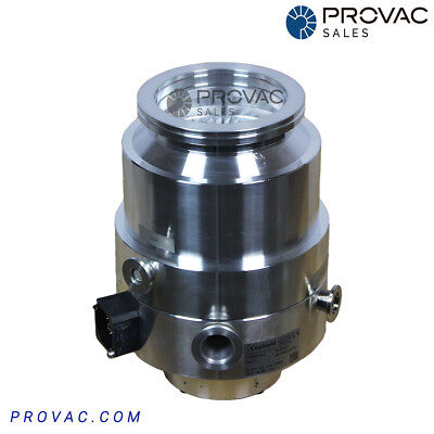 Leybold Tmp-361c Turbo Pump Iso100 Inlet Rebuilt By Provac Sales Inc.