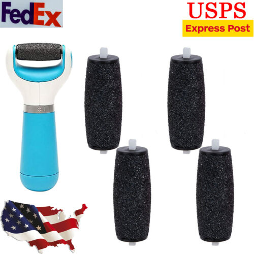 4pcs Replacement Heads for Callus Remover Pedicure Foot Hard