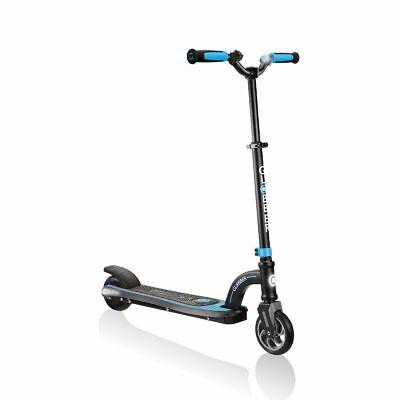 Globber Uno K E-Motion 10 V3 Niños Eléctrico Scooter - Cielo Azul