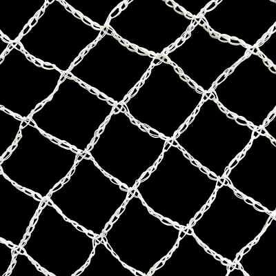 Anti Bird Netting 5x15 Metre White | Commercial Fruit Tree & Pond Protection Net