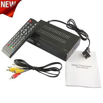 FTA HD Digital ATSC TV Tuner HDMI Set Top Box Converter Receiver Decoder 1080P H