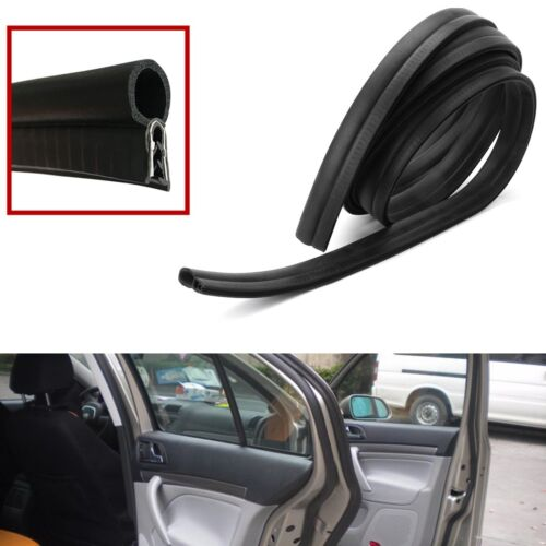 Universal 3M O U Channel Edge Edging Trim Seal Strip Car Door Edge Protector