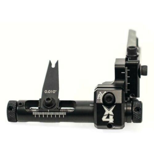 NEW CBE X4 Blade-Style Arrow Rest Micro Adjustable Windage - Black FREE CASE