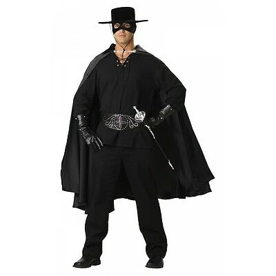 Bandido Costume Adult Zorro Halloween Fancy Dress - Bandido Halloween Costume