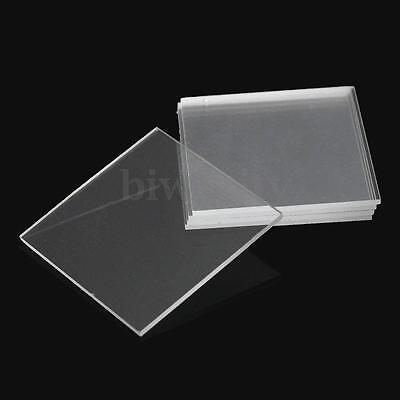 5pc Double Side Polished Far-uv Fused Silica Quartz Glass Sheets Plate 30301mm