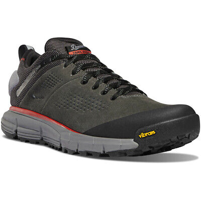 Danner Trail 2650 GTX Hiking Shoes Grey/Red for Men
