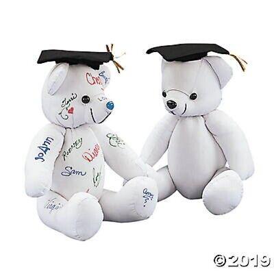Autograph Graduation Bear (12