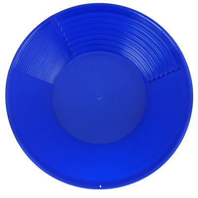 Pioneer Mining 16 Blue Gold Pan For Gold Prospecting
