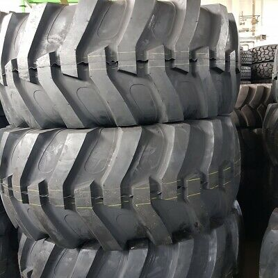 21-l24 21-24 2 - Tires Road Crew 12 Ply R4 Rear Backhoe Tractor Tires