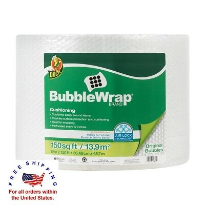 Bubble Wrap For Sale Cushioning Fragile Packing Moving Protect Wrapping Dishes