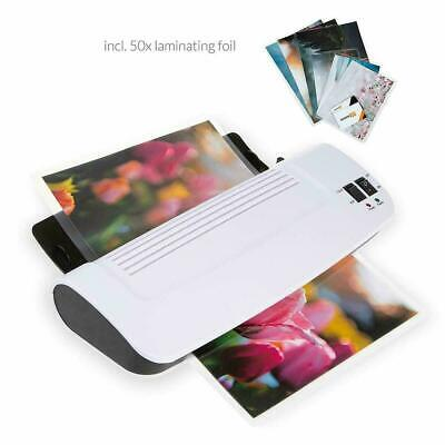 Thermal Laminator Machine Laminating A4 Hot Cold Documents Pictures