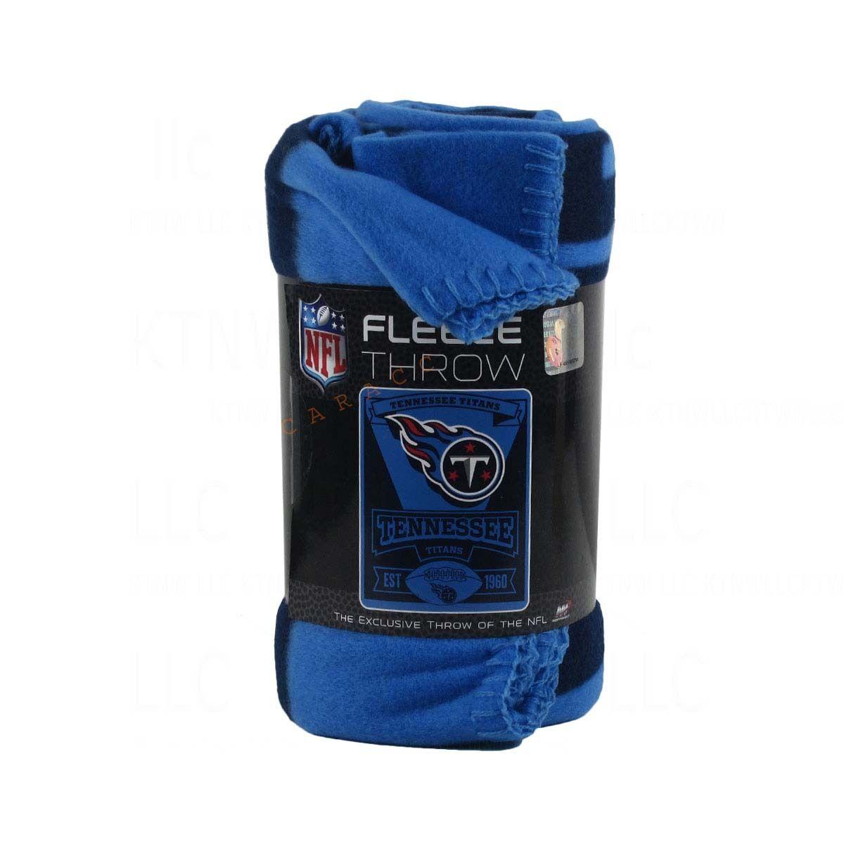 "New NFL Football SOFT Fleece Throw Blanket 50"" x 60"" Pick Your Team - ON SALE"