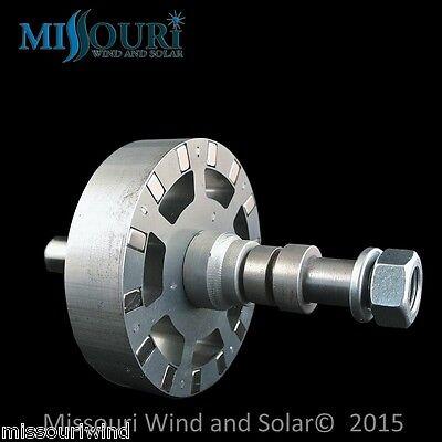 L-Flux 14 magnet pma permanent magnet alternator rotor 4 wind turbine (Wind Turbine Rotor)