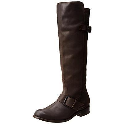 DV By Dolce Vita Womens Lucianna Brown Riding Boots 6 Medium Retails