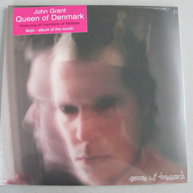 JOHN GRANT (+ Midlake) - Queen of Denmark ***Vinyl-2LP***NEW***sealed***