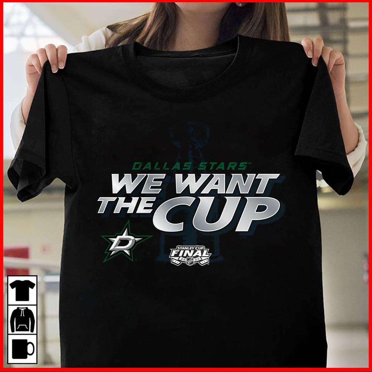 Dallas Stars Fanatics Branded Black 2020 Stanley Cup Final B