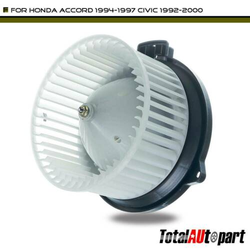 Cooling Blower Motor For Honda Accord 1994-1997 Civic 1992