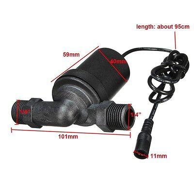 Dc 12v Solar Power Hot Circulation Water Pump Brushless Motor 12 Inch Usa Sell
