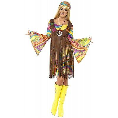 Halloween Hippie (Hippie Costume Adult Halloween Fancy)