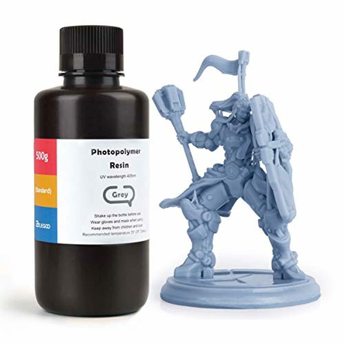 ELEGOO ABS-Like 3D Printer Rapid Resin LCD UV-Curing Resin