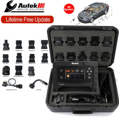 Details about Car Full System Diagnostic Scanner ECU Programming Coding  OBDII Auto Scan Tools