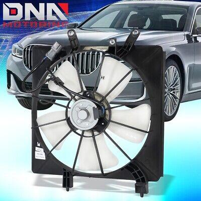 Civic Radiator Fan Shroud Assembly (FOR 2001-2005 HONDA CIVIC FACTORY STYLE RADIATOR COOLING FAN SHROUD)