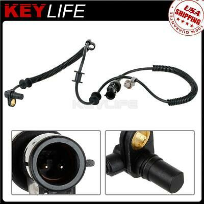 ABS Wheel Speed Sensor Front ALS504 For 2005-2008 Ford F-150 4.2L 4.6L 5.4L 4WD