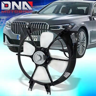 Civic Radiator Fan Shroud Assembly (FOR 1999-2000 HONDA CIVIC FACTORY STYLE RADIATOR COOLING FAN SHROUD)