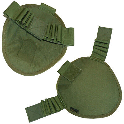 Flyye Protección Combate Táctico Hombro Pads Shell Titulares Airsoft Olive Drab
