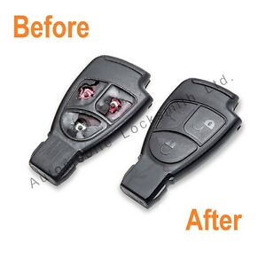 Mercedes c180 key fob c class for Mercedes benz key fob