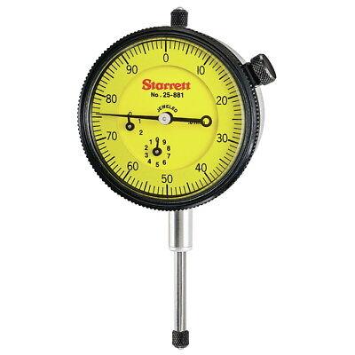 Starrett 25-257j-8 Dial Indicator