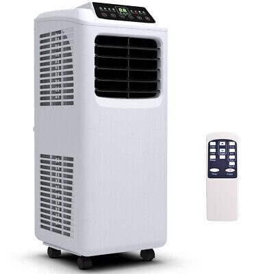 8000 BTU Portable Air Conditioner & Dehumidifier Function Re