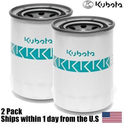 2pk Oem Kubota Oil Filter Hh670-37710 B2320 B2410 B3030 B3200 B3350 B7500 B7510