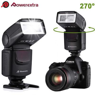 Camera Flash - Slave Camera Flash Speedlite Light Wireless For Nikon Canon Sony Pentax DSLR Cam