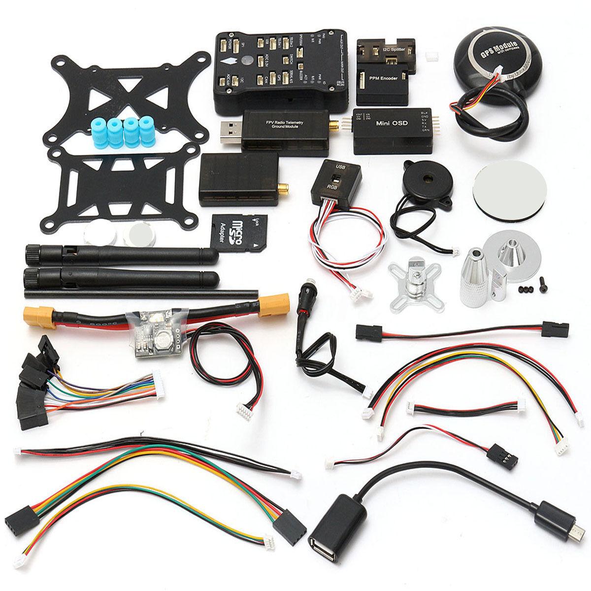 Pixhawk PX4 2.4.8 32bit Flight Controller NEO-M8N GPS Radio ...