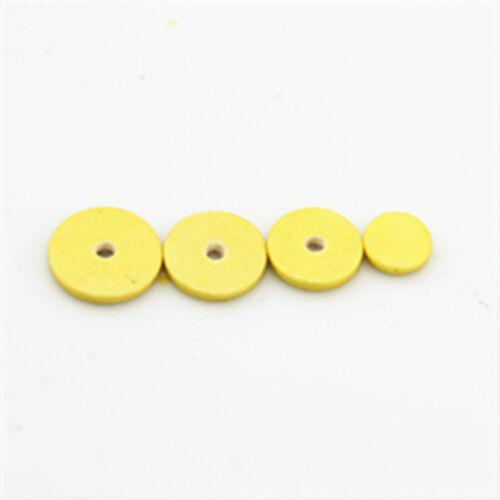 Xthin Yellow Budget Flute Pads 19.5 mm
