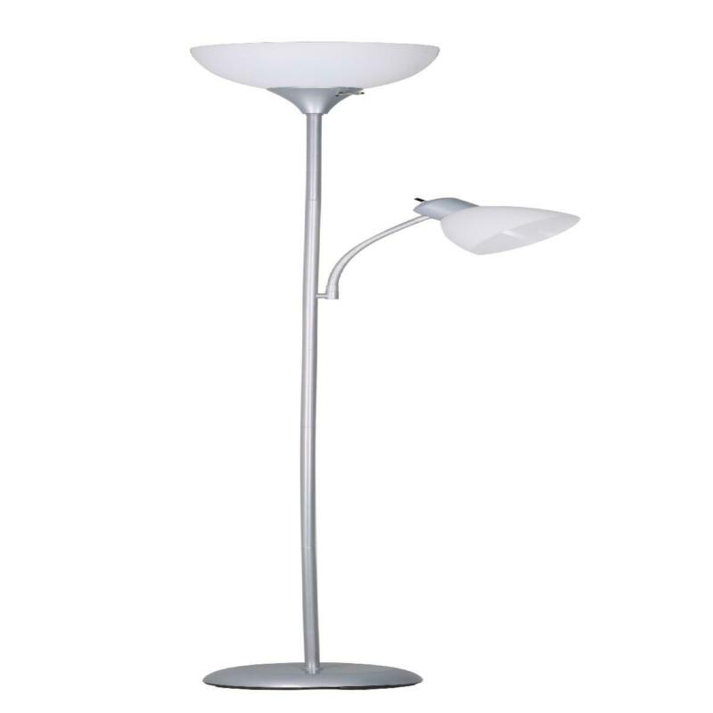 72 Tall Floor Lamp With Additional Adjustable Reading Light