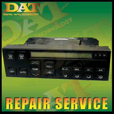 93-94 LEXUS LS400 CLIMATE CONTROL EATC A/C REPAIR  SERVICE  93 94