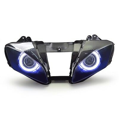KT LED Headlight for Yamaha YZF R6 2006-2007
